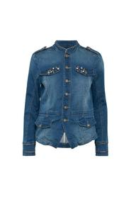 Cream Malou Jeans Jacket Blue