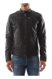 BOMBOOGIE JMZIM P LRR JACKET AND JACKETS Men BLACK