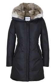 Down Coat / Rabbit Fur