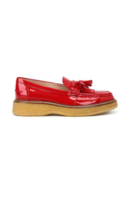Loafers in Patent Leather
