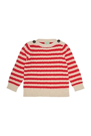 Baby Sweater Boatneck