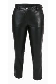 Maggie Vegan Leather Bukse Trousers