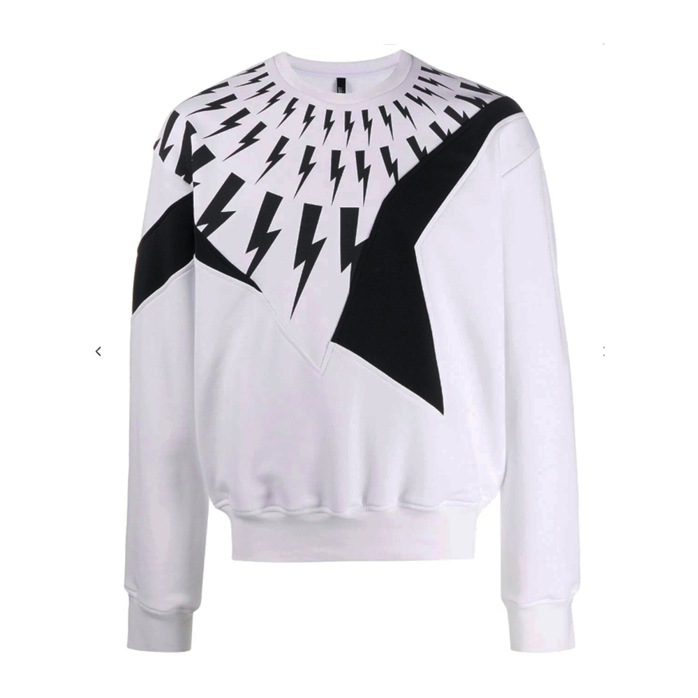 White Sweaters | Neil Barrett | Hoodies & sweatvesten