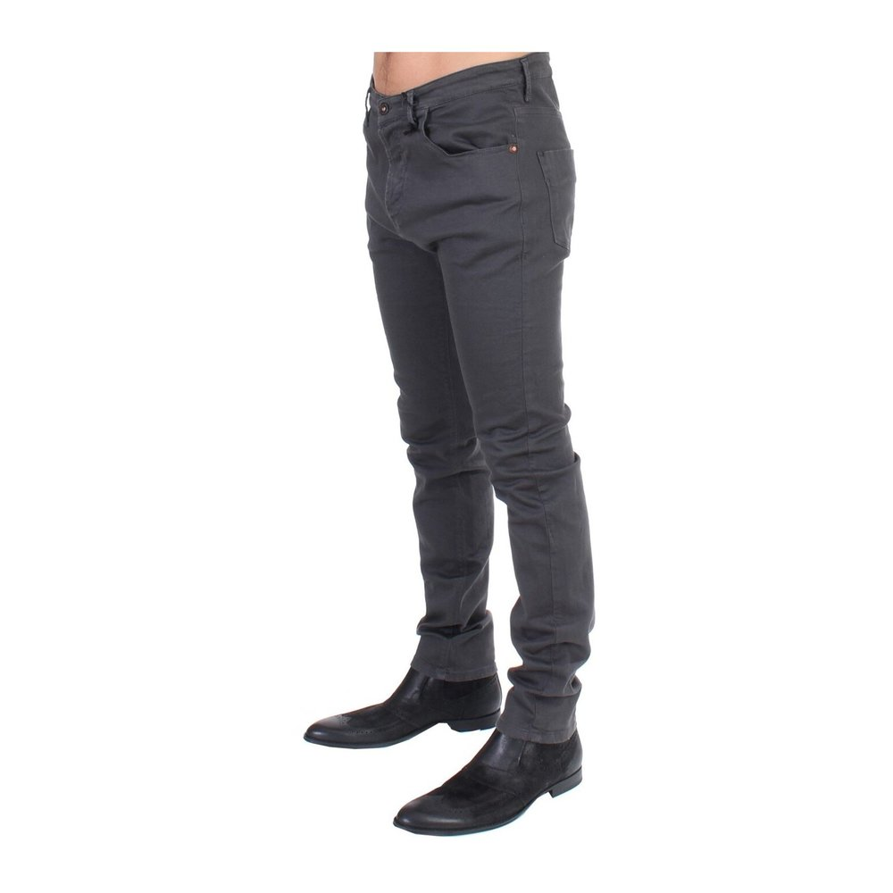 National cotton stretch slim fit jeans Costume National