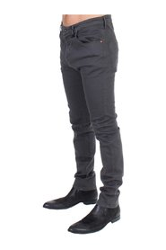 National cotton stretch slim fit jeans