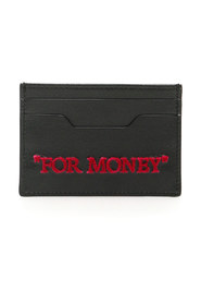 "Cardholder ""for money"""