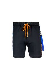 Off The Pitch trackshort black