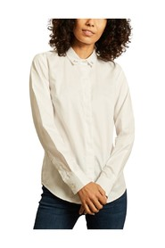 Love Life cotton embroidered shirt