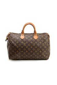 Monogram Canvas Speedy