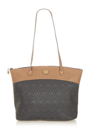 Honeycomb Tote Bag Fabric Coated Canvas
