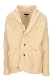 STITCHES ICON CARDIGAN