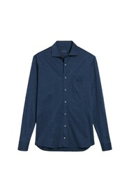 CHEMISE JERSEY MICRO MOTIFS TAILOR FIT