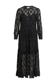 Maxi dress Lace long sleeved