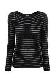 Emporio Armani Sweaters Black