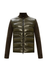 Maglione quilted down jacket