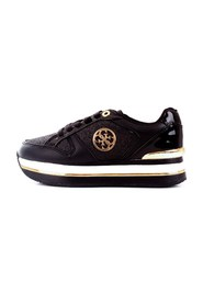 GUESS FL5DLYFAM12 Trainers Women BLACK