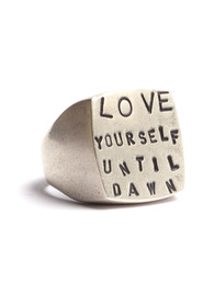ring with love writing