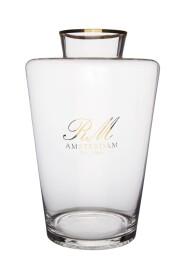 Classic Club Flower Vase