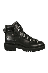Tank Hiking Ankle Boots