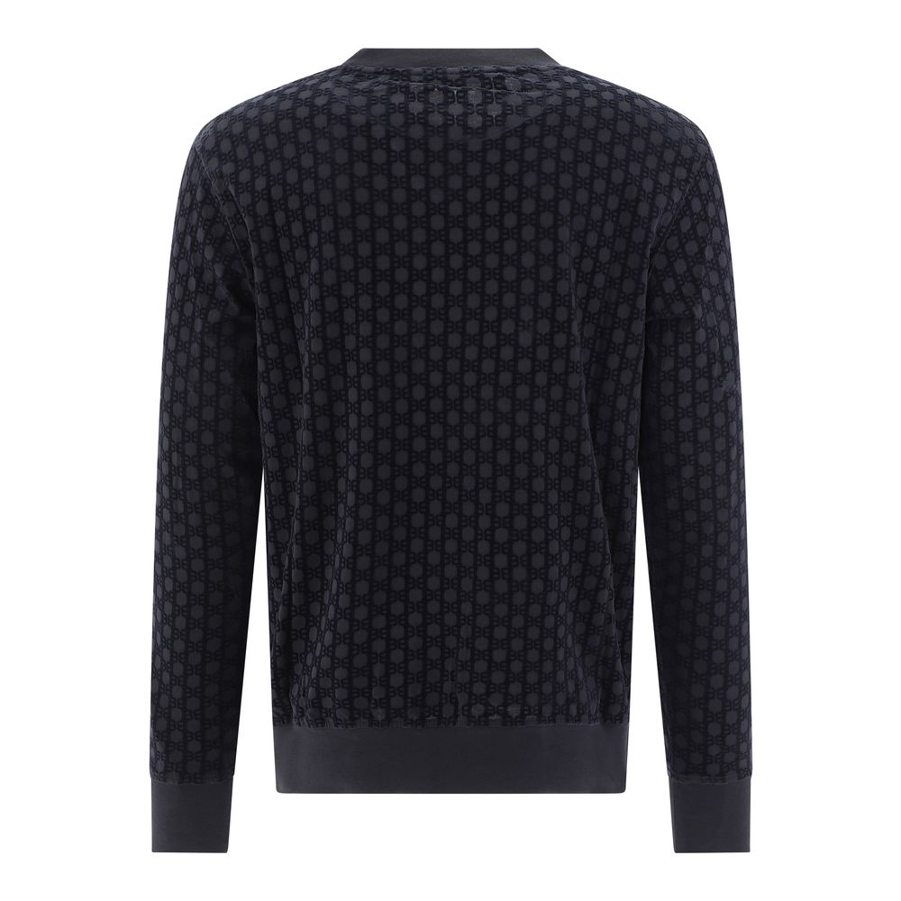Black Sweater | Balmain | Truien  Vesten | Heren winter kleren