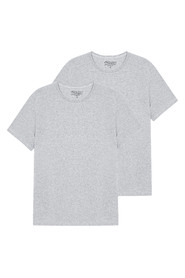 Crew-Neck T-Skjorte 2-Pack