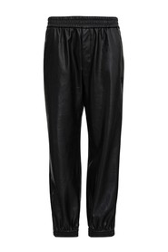 Goro Vegan Leather Pants
