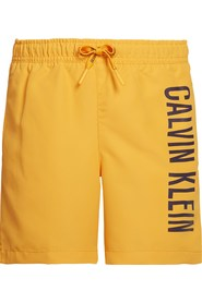 CALVIN KLEIN B70B700202 MEDIUM DRAWSTRING swimsuit  sea and pool Boy YELLOW