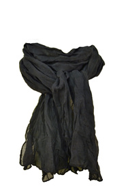 Anna sjal svart