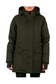 Airforce Slimfit Parka Rosin Green