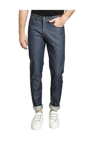 Weird Guy Natural Selvedge Jeans