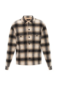 'Lewes' checked jacket