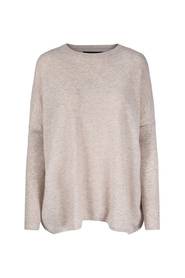 Luca Sweater Porridge Overdeler