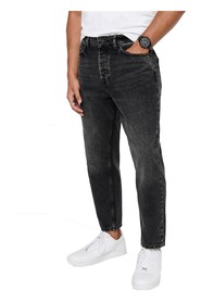 22017110-32 Cropped jeans