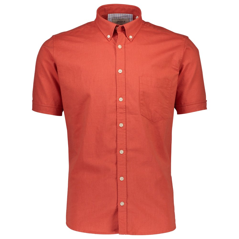 Classic oxford shirt S/S