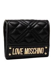 QUILTED NAPPA WALLET JC5601PP1CLA0000