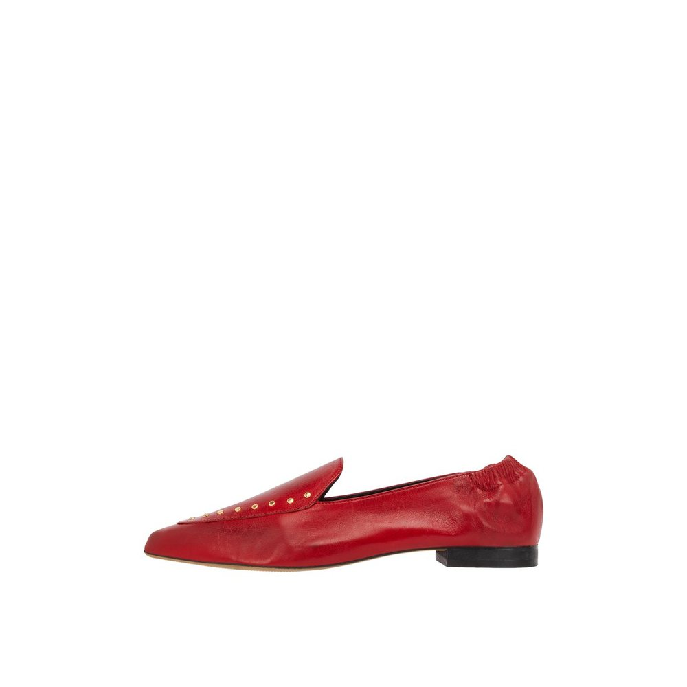 Loafers TRACY Studded Leather
