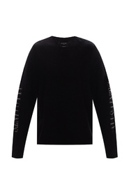'Rift' rib-knit sweater