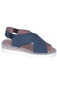 NAVY STELLA BY GWYNETH SANDAL