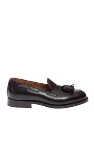 Loafer leather