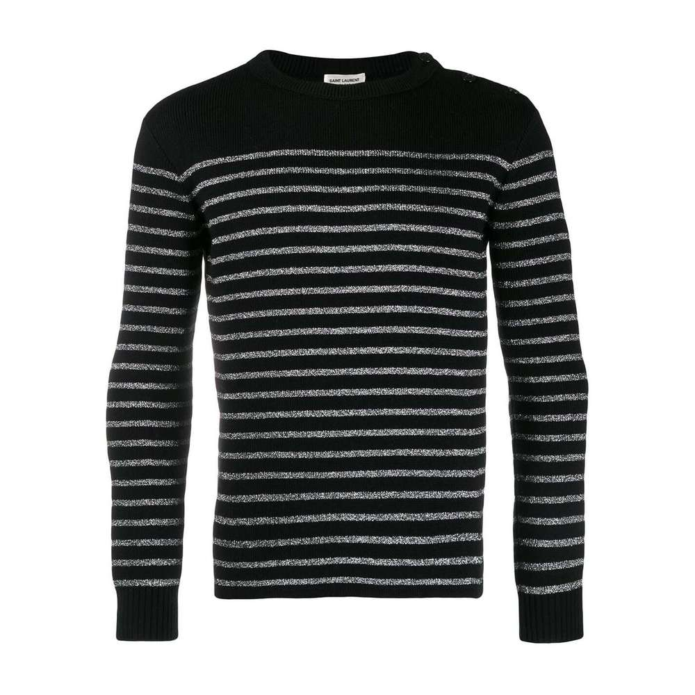 Pull With Montant BOU Saint Laurent