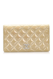 Classic CC Patent Leather Wallet