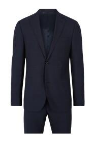 Blå Riccovero Ponza Blazer Dress