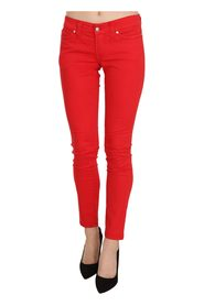 Low Waist Slim Fit Skinny Pants