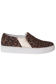 Copenhagen Shoes - Brave Leopard Sneakers - Brown