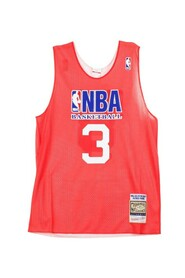 BASKETBALL JERSEY REVERSIBLE PRACTICE JERSEY NO3 PATRICK EWING ALL STAR GAME EAST 1991