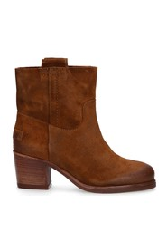 Shabbies 182020141 Brown Cognac 3209 Enkellaars