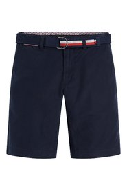 Brooklyn Shorts Ljus Twill Belt