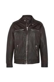Newport leather jacket