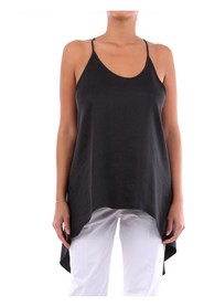 ALYSI 100269P0230  Sleeveless Women Anthracite
