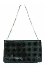 Loubiposh Spiked Patent Leather Bag